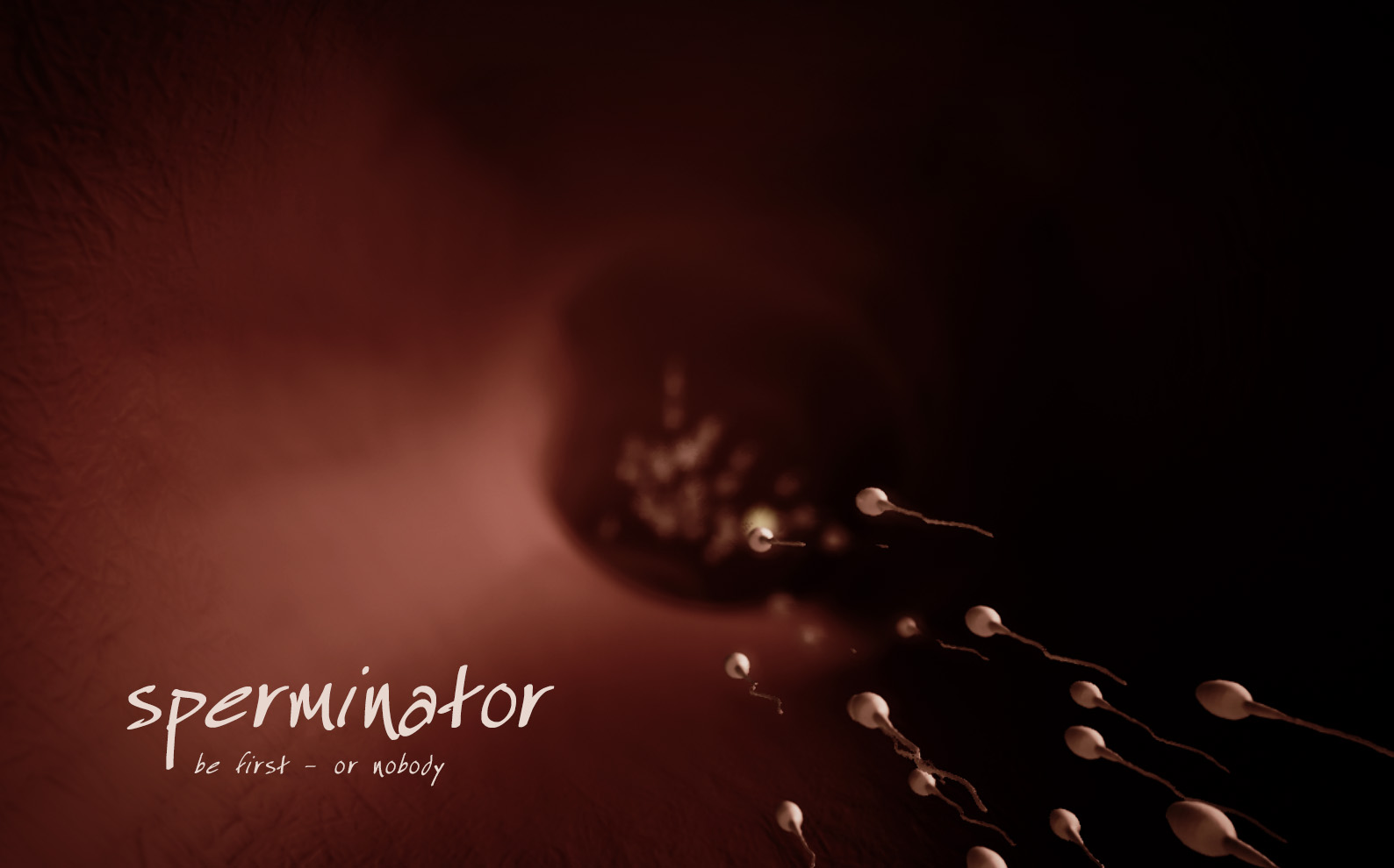 Sperminator - be first or nobody